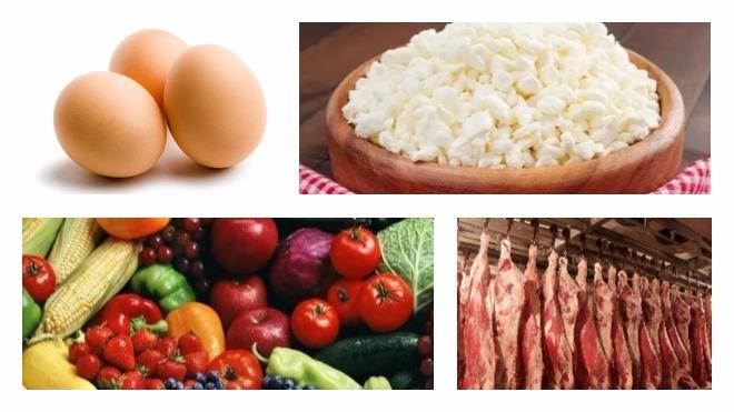 полезные продукты для хаски